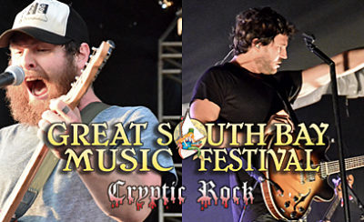 GREAT SOUTH BAY MUSIC FESTIVAL FULL OF MAGIC ON DAY 1 PATCHOGUE, NY 7-14-16