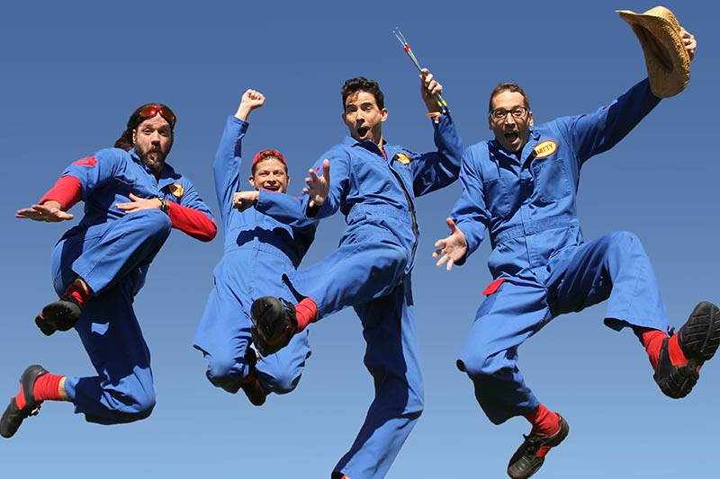 The Imagination Movers Photo