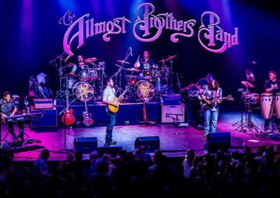 The Allmost Brothers Band