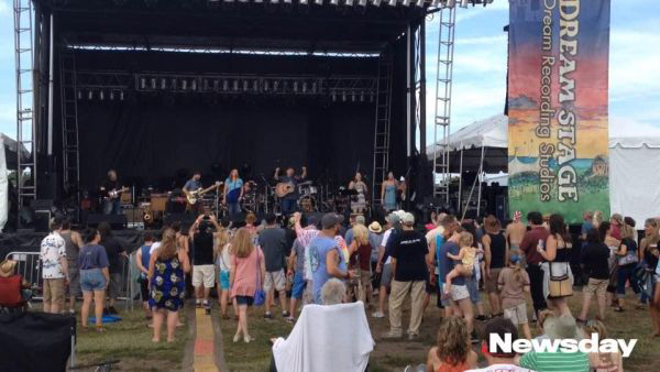 Great South Bay Music Festival 2016 concludes Sunday