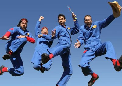The Imagination Movers