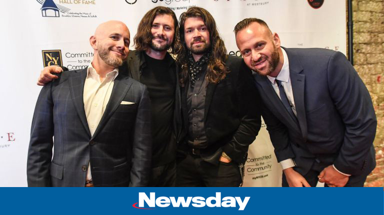 Taking Back Sunday headlining Great South Bay Music Festival's opening night