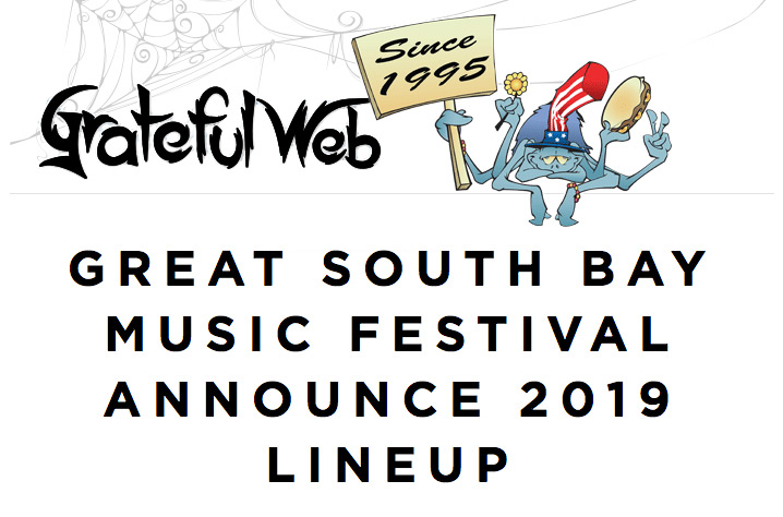 GREAT SOUTH BAY MUSIC FESTIVAL ANNOUNCE 2019 LINEUP